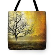 Mist Of Confusion Tote Bag