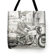 Mister Cool Tote Bag