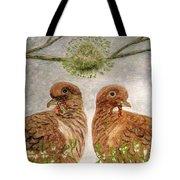 Mistletoe Magic Tote Bag