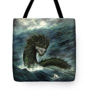 Mistress Of The Sea Tote Bag