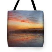 Misty Dawn #2 Tote Bag
