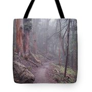 Cloud Forest- Mount Sutro Tote Bag