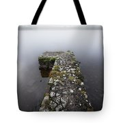 Misty Lough Erne Tote Bag