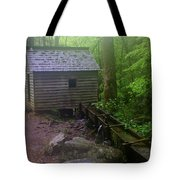 Misty Mill Tote Bag