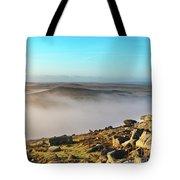 Misty Moor Tote Bag