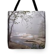 Misty Morning Series 1a Tote Bag