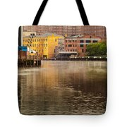 Misty River Cleveland Tote Bag