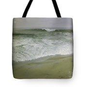 Misty Seas Tote Bag