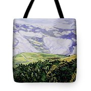 Misty Vumba Tote Bag