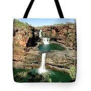 Mitchell Falls Cascades Tote Bag