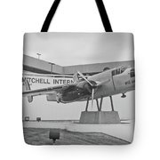 Mitchell International Airport Tote Bag
