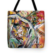Mix And Match Tote Bag
