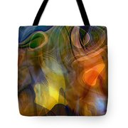 Mixed Emotions Tote Bag