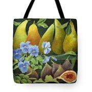 Mixed Fruit Tote Bag