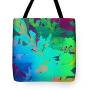 Mixed Gladioli Tote Bag