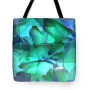 Mixed Greens Tote Bag