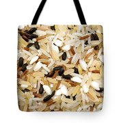 Mixed Rice Tote Bag