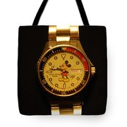 Mixkey Mouse Watch Tote Bag