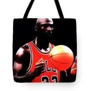 Mj Focus Tote Bag