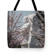 Mlk Blossoms Tote Bag