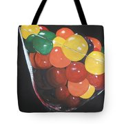 Mmmm   Candies Tote Bag