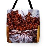 Mmmm Chocolate Tote Bag