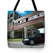 Mo Or City Tote Bag