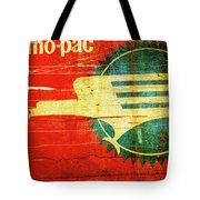 Mo-pac Caboose  Tote Bag by Toni Hopper