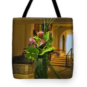 Moana Surfrider Tropical Elegance Tote Bag