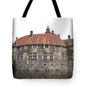 Moated Castle Vischering Tote Bag
