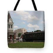 Moberly Depot Tote Bag