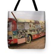 Mobil Museum Of Gar'art / Art Station Tote Bag