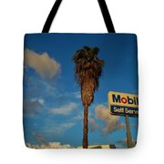 Mobil Self Serve Tote Bag