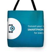 Mobile-app-development-mobiloitte Tote Bag