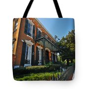 Mobile Law Office Tote Bag