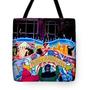 Mobile Mardi Gras Tote Bag