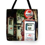 Mobilgas Special Tote Bag