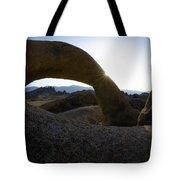 Mobius Arch Alabama Hills California 2 Tote Bag
