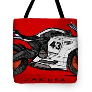 Moby Duc Tote Bag