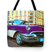 Moby Grape Tote Bag