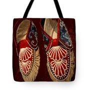 Moccasins Tote Bag