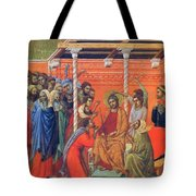 Mockery Of Christ 1311 Tote Bag