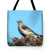 Mockingbird . 7682 Tote Bag