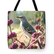 Mockingbird Heaven Tote Bag