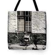 Mode Of Transport In Bruges Tote Bag