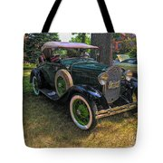 1928 Model A Ford  Tote Bag