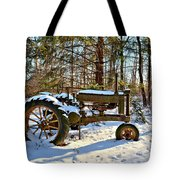 Model A Deere 2 Tote Bag