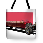 Model A Ford Limousine Tote Bag