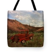 Model A Ghost Town Truck  Tote Bag