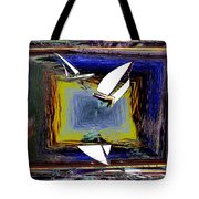 Model Sailboats Tote Bag